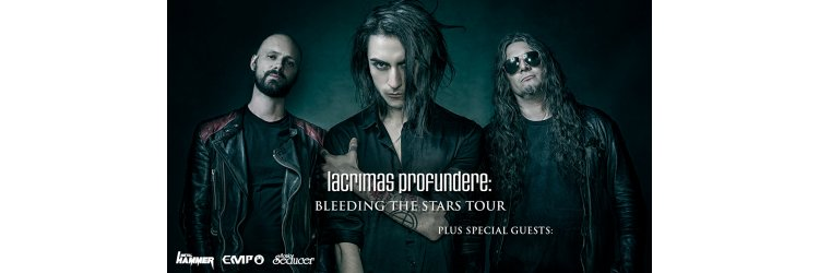 Lacrimas Profundere - Bleeding the Stars Tour 2021