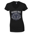 Girl-Shirt MONO INC. Children Of The Dark