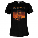 Girly-Shirt - Die Krupps - Metal Machine Music Tour 2015 M