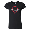 Girls-Shirt Palast Typo