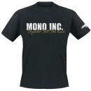 T-Shirt MONO INC. Together Till The End