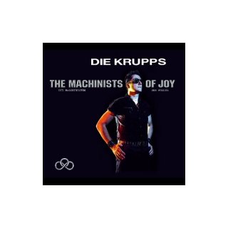Die Krupps - The Machinists Of Joy (Ltd. Edition) 2CD