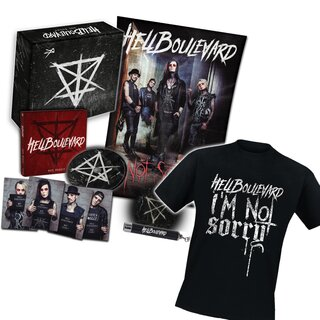 Hell Boulevard - Not Sorry Bundle: Fanbox + T-Shirt Not Sorry