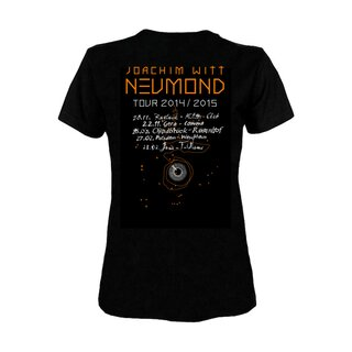 Girly-Shirt Joachim Witt Neumond Tour 2014 / 2015
