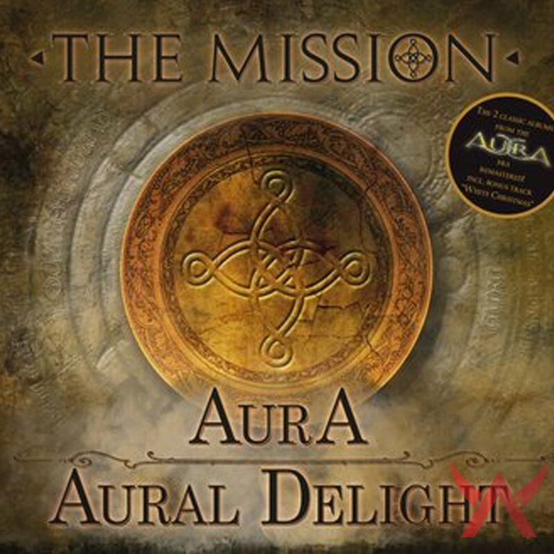 AurA / Aural Delight (2 CDs In Digipak), 19,90