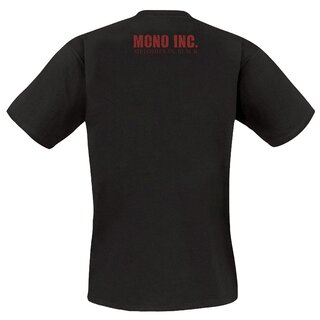T-Shirt MONO INC. Melodies In Black