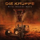 Die Krupps - V - Metal Machine Music Deluxe Box