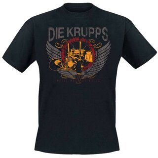 T-Shirt Die Krupps - Hot Rod