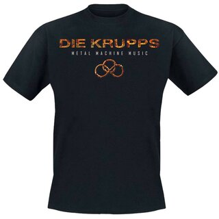 T-Shirt Die Krupps - Metal Machine Music