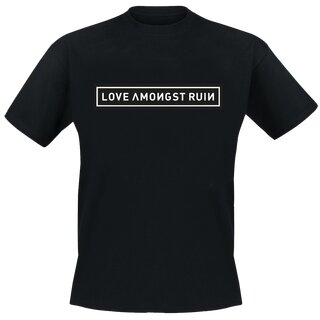 T-Shirt Love Amongst Ruin - band name