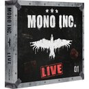 MONO INC. - LIVE - 2CD - deluxe digipak