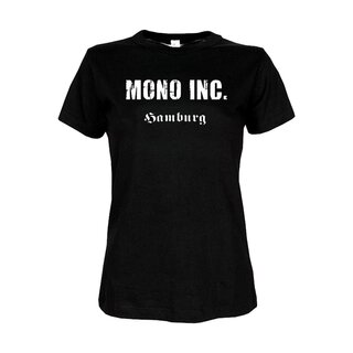 Ladies shirt MONO INC. Hamburg
