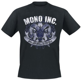 T-Shirt MONO INC. Children Of The Dark
