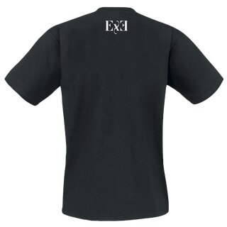 T-Shirt Exit Eden Rhapsodies In Black