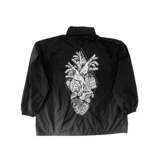 Windbreaker Die Heart Monument