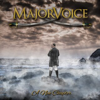 MajorVoice - A New Chapter CD