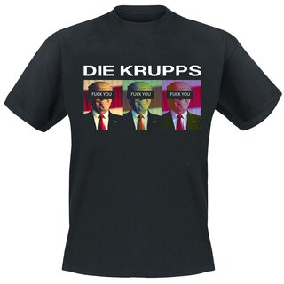 T-Shirt Die Krupps - Fuck You