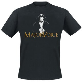 T-Shirt MajorVoice Portrait