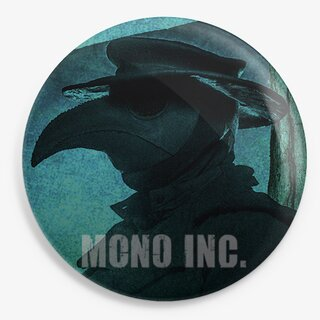 Button MONO INC. Welcome To Hell
