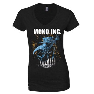 Girl-Shirt MONO INC. Welcome To Heaven