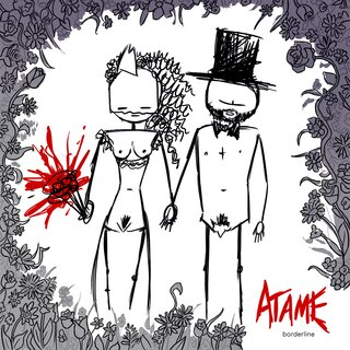 Atame - Borderline CD