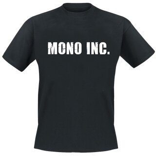 T-Shirt MONO INC. Typo