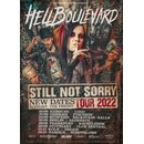 Hell Boulevard - Not Sorry Tour - München Backstage Club...
