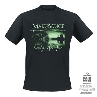 T-Shirt MajorVoice Lonely Ark Tour