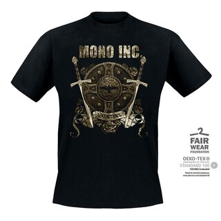 T-Shirt MONO INC. Warriors