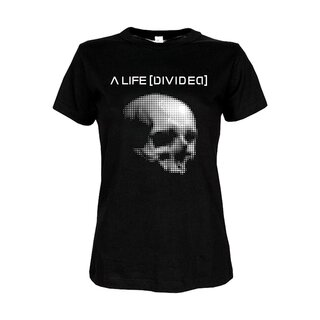 Ladies shirt A Life Divided Skull