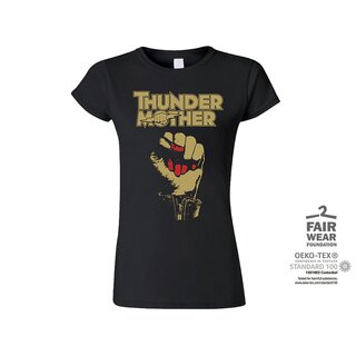 Girls-Shirt Thundermother