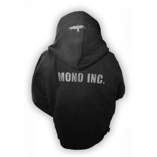 Premium-hooded zipper MONO INC. 2020