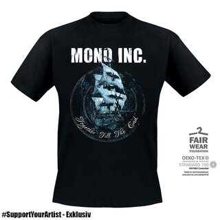 #SupportYourArtist Exklusiv - T-Shirt MONO INC. Together Till The End