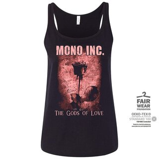 #SupportYourArtist Exklusiv - Girls-Tanktop MONO INC. The Gods of Love