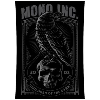 Poster MONO INC. - Children Of The Dark 2003 (DIN A1)