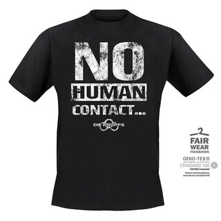 T-Shirt Die Krupps - No Human Contact
