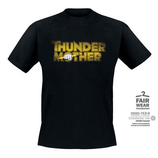 T-Shirt Thundermother Logo