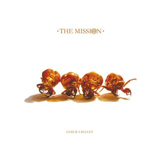 The Mission - God is a bullet Ltd. Edition