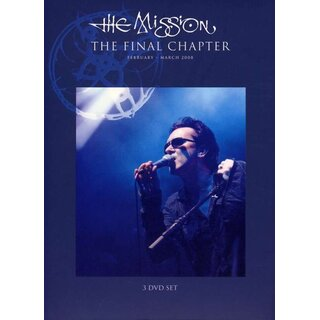 The Mission - The Final Chapter (DVD)