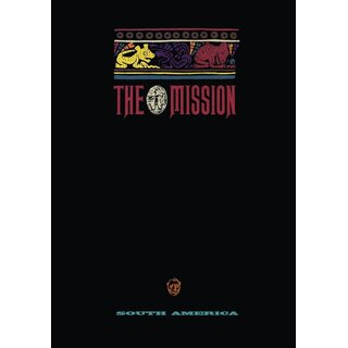 The Mission - Live in South America (DVD)
